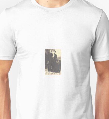 Etta Place Sundance Kid Unisex T-Shirt