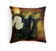 Beauty and the Beast 5 Throw Pillow