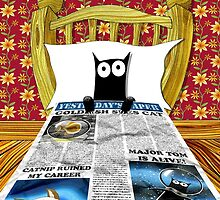 Duvet Cover  by Andrew  Hitchen