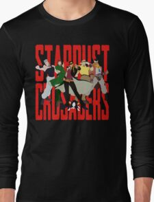 Stardust Crusaders Long Sleeve T-Shirt