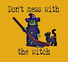 Don't mess with the Witch! by Tim Constable