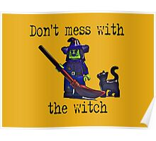 Don't mess with the Witch! Poster