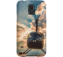 Helicopter Samsung Galaxy Case/Skin