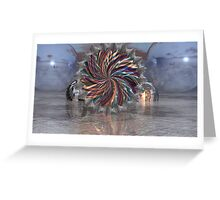 Spinning You Tales Greeting Card