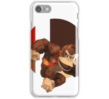 I Main Donkey Kong iPhone Case/Skin