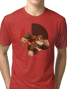 I Main Donkey Kong Tri-blend T-Shirt