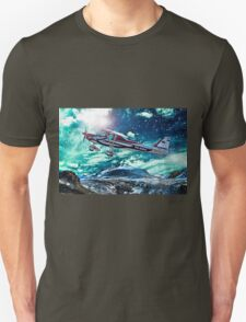Sport plane Unisex T-Shirt