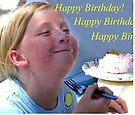 """""""Celebrate Birthday Cake!"""" by waddleudo"""