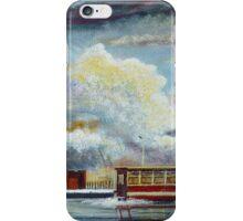 Flooded Train Station (Spirited Away) iPhone Case/Skin
