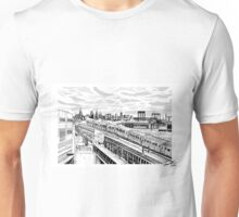 Time is 7 Train Unisex T-Shirt