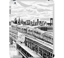 Time is 7 Train iPad Case/Skin