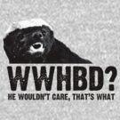 WWHBD - black text by LTDesignStudio