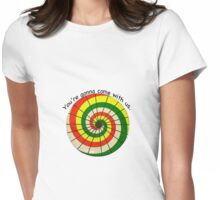 Kaylee's Umbrella Womens Fitted T-Shirt
