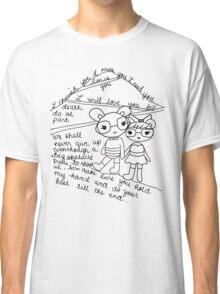 Loki with luka( Lovers) Classic T-Shirt