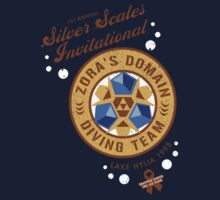 Silver Scales Invitational Kids Tee