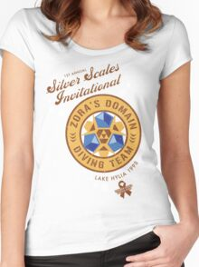Silver Scales Invitational Women's Fitted Scoop T-Shirt