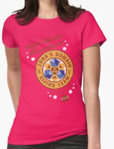 Silver Scales Invitational Womens Fitted T-Shirt