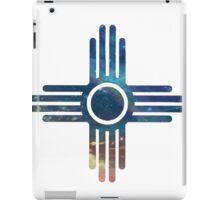 Space Zia iPad Case/Skin
