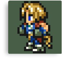 Zidane Tribal sprite - FFRK - Final Fantasy IX (FF9) Canvas Print