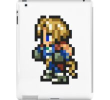 Zidane Tribal sprite - FFRK - Final Fantasy IX (FF9) iPad Case/Skin