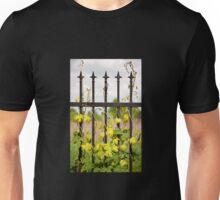 Climbing Humulus hops plant Unisex T-Shirt