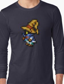 Vivi Ornitier sprite - FFRK - Final Fantasy IX (FF9) Long Sleeve T-Shirt