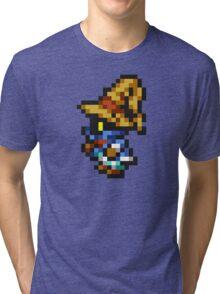 Vivi Ornitier sprite - FFRK - Final Fantasy IX (FF9) Tri-blend T-Shirt