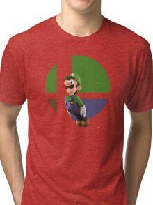 I Main Luigi Tri-blend T-Shirt