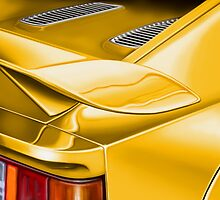 Lotus Esprit Detail by davidkyte