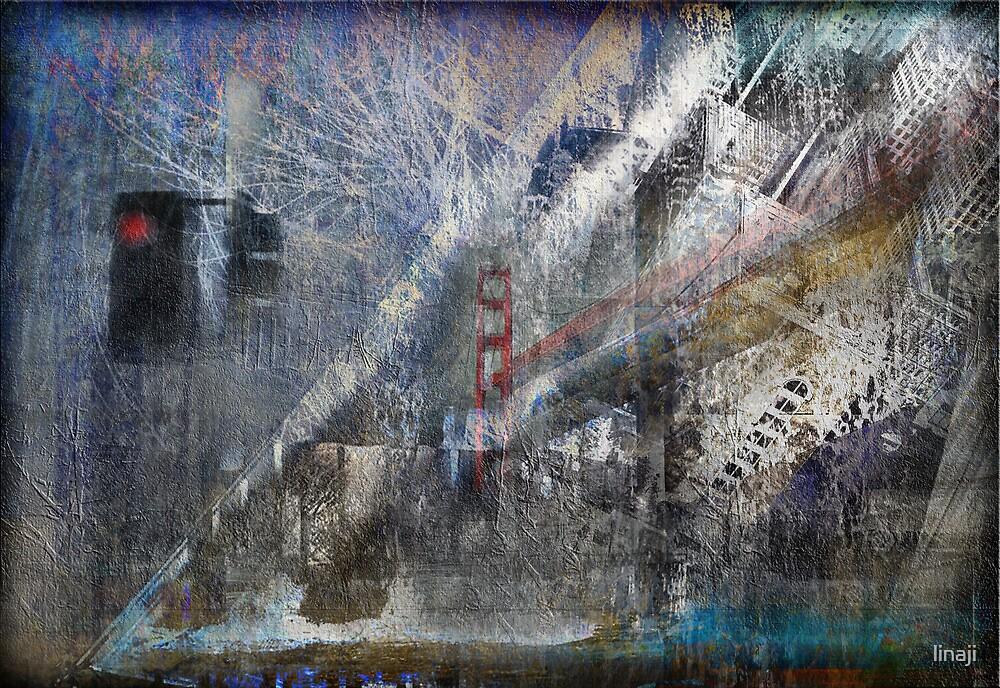 Inside the Inside of San Francisco by linaji