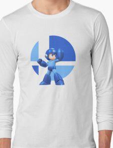 I Main Mega Man Long Sleeve T-Shirt