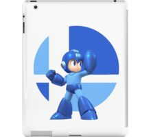 I Main Mega Man iPad Case/Skin