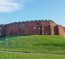 Chester Castle by AnnDixon
