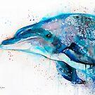Dolphin  by Slaveika Aladjova