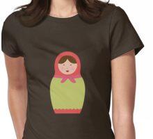 Matryoshka Doll #2 Womens Fitted T-Shirt