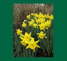 Daffodils in Woodland Unisex T-Shirt