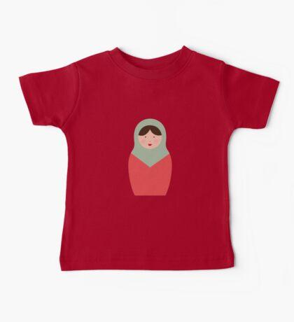 Matryoshka Doll #4 Baby Tee