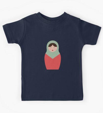 Matryoshka Doll #4 Kids Tee