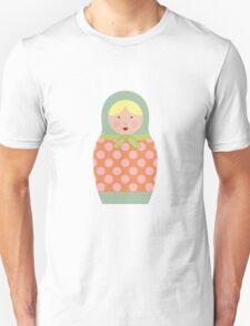 Matryoshka Doll #5 Unisex T-Shirt