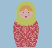 Matryoshka Doll #8 Kids Clothes