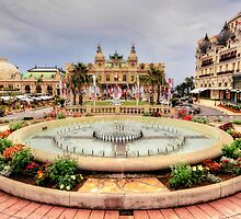 Casino of Monte Carlo by Luke Griffin