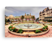 Casino of Monte Carlo Canvas Print