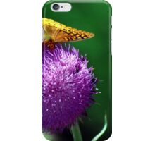 Butter Thistle iPhone Case/Skin