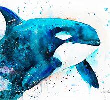 Orca by Slaveika Aladjova