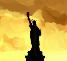 Statue of Liberty by tony82