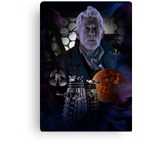 Doctor Who - War of the Doctor Canvas Print