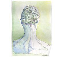 """""""Il Cervello Verde"""" Poster"""