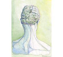 """""""Il Cervello Verde"""" Photographic Print"""