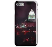 Arkansas State Capitol iPhone Case/Skin