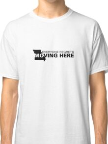 Apathetic State Advertising - Missouri Classic T-Shirt